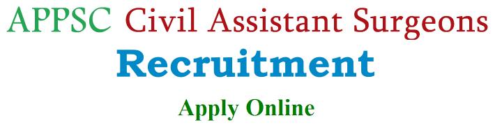 APVVP Civil Assistant Surgeon Recruitment 2018