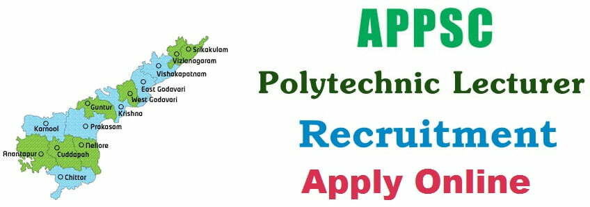 APPSC Polytechnic Colleges Lecturer Eligibility