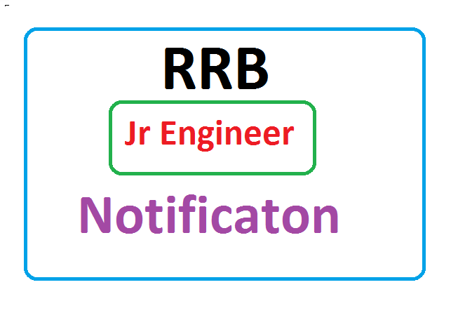 RRB JE, SSE Recruitment 2020, RRB JE, SSE Notification 2020